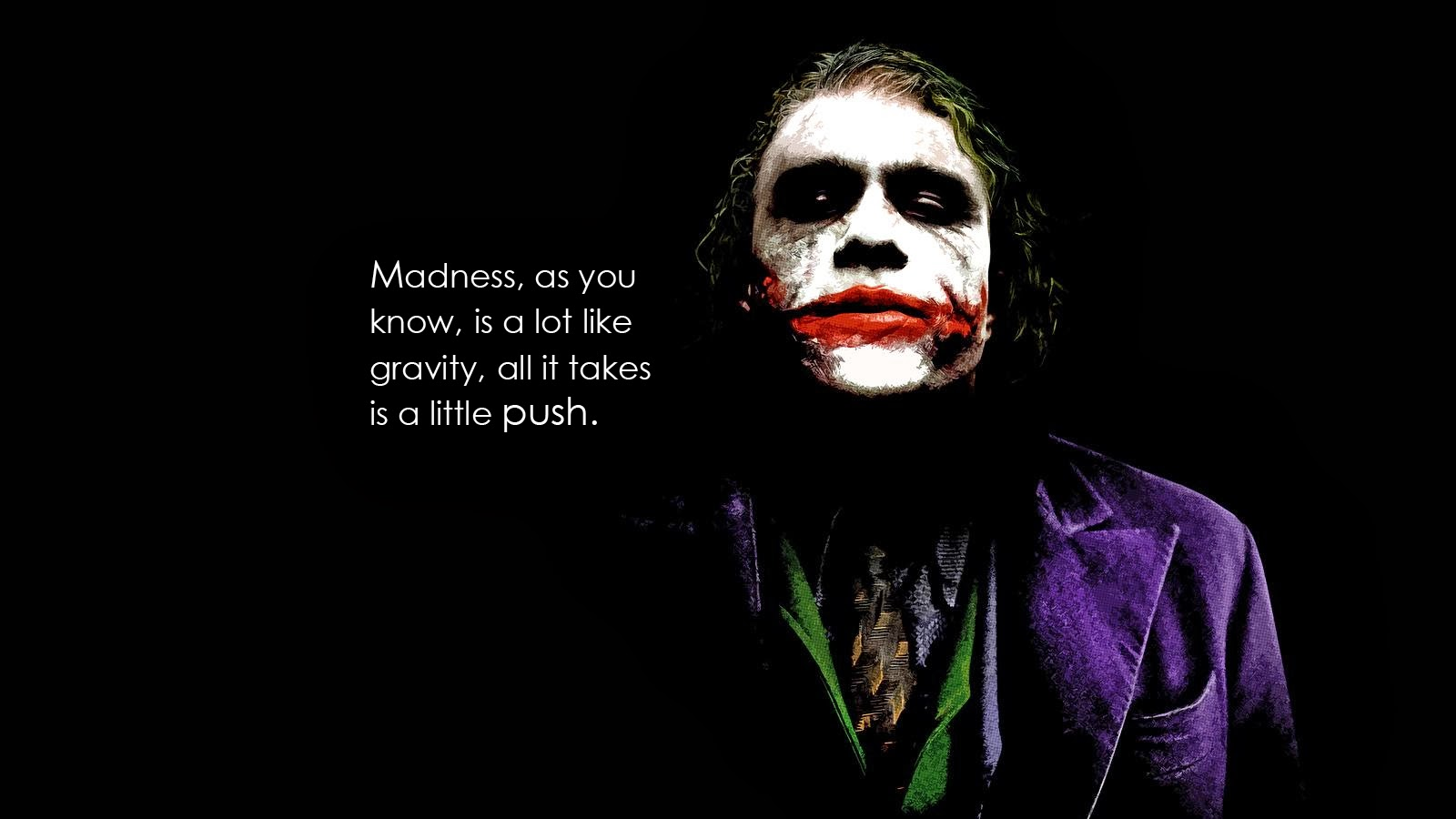 Joker Quotes ~ QuotesTank